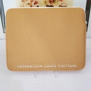 Louis Vuitton Foundation Laptop Sleeve
